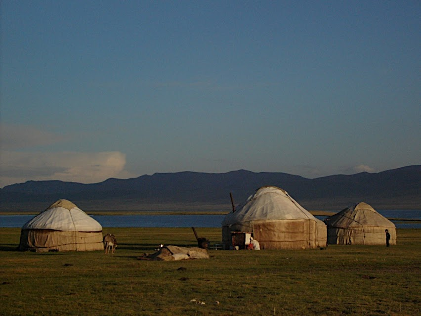 Discover Kyrgyzstan on horseback, trek or live with the locals