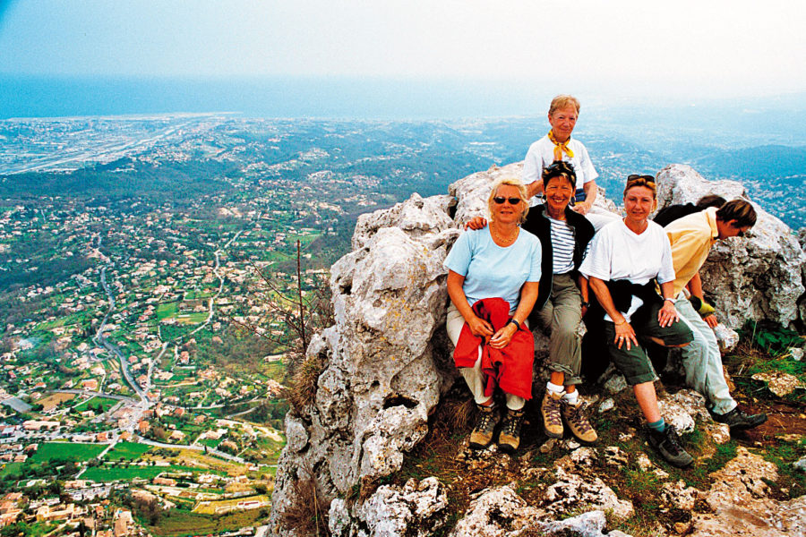 08 Days Self-Guided Trek The French Riviera from Grasse to Menton