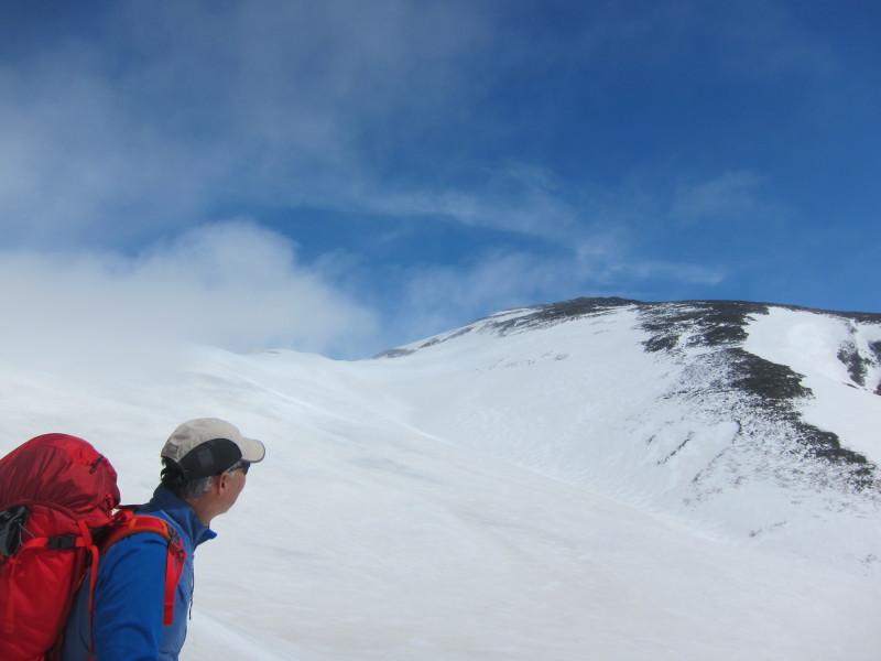 Mt Gassan Trek-12