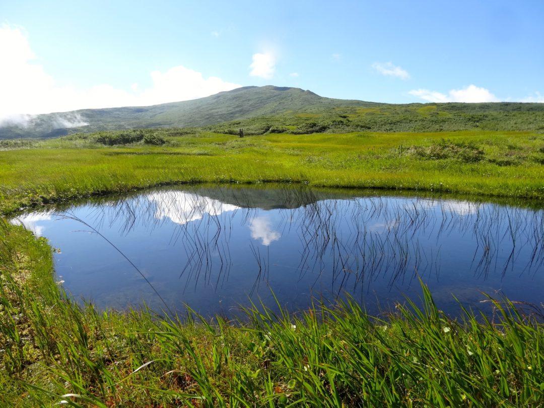 Mt Gassan Summer Trek-2
