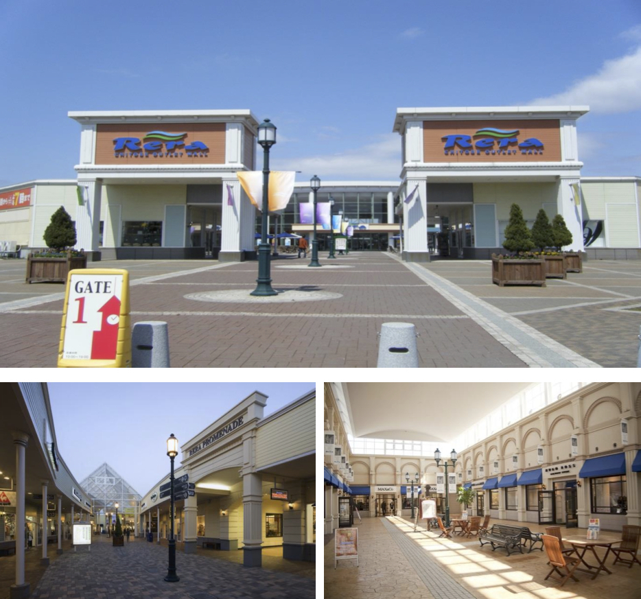 Outlet Mall RERA