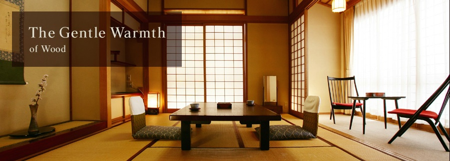 Tanabe Ryokan - Gentle Warm of Wood