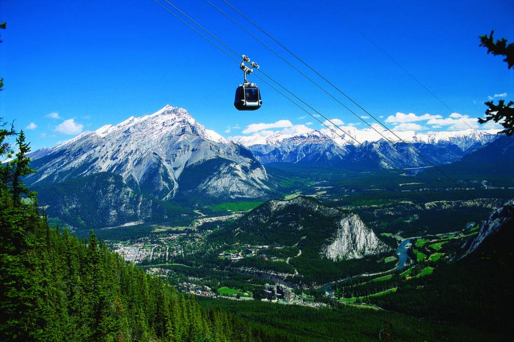 Credit Brewster Travel Canada