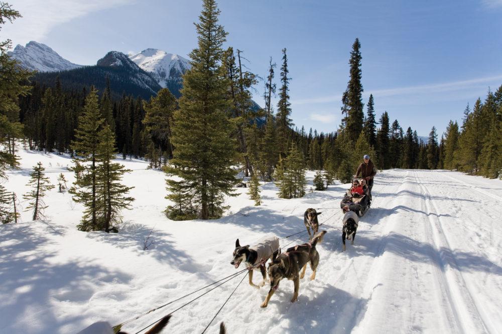 Credit banff and lake louise tourism