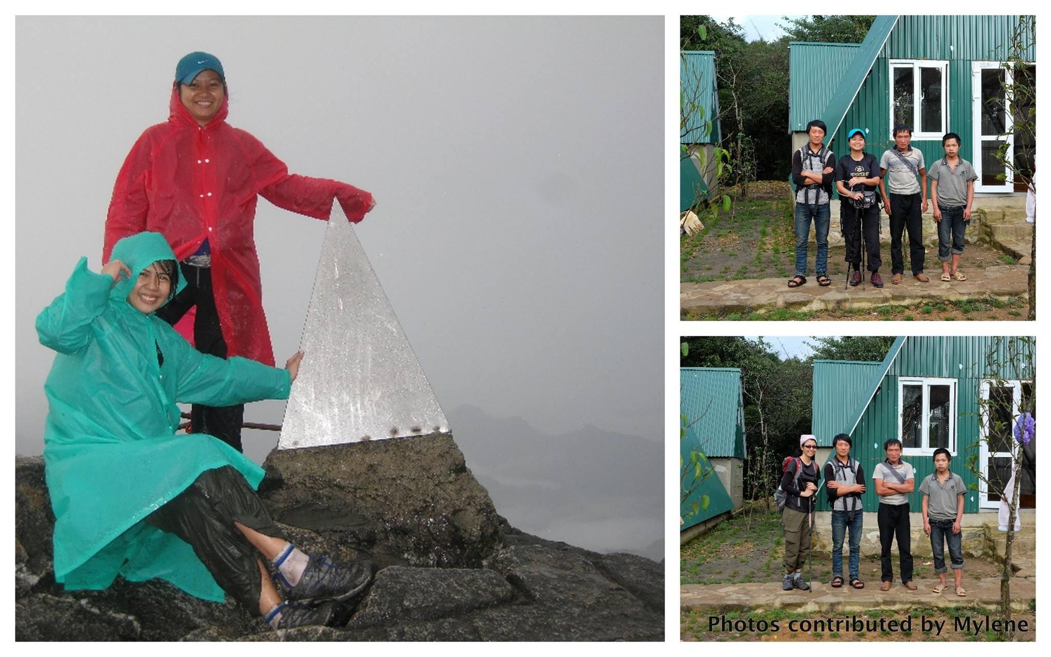 Mt Fansipan 24-28 Sep 2015